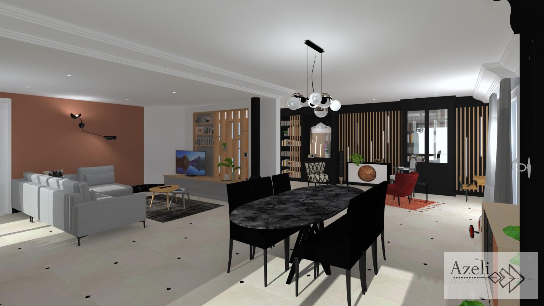 4 salle à manger